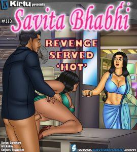 Savita Bhabhi – 113 Revenge Served Hot