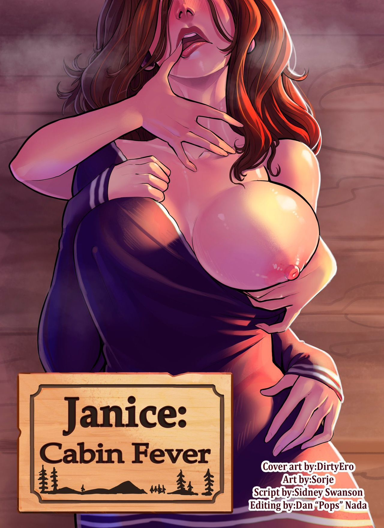 Janice - Cabin Fever – Melkor Mancin