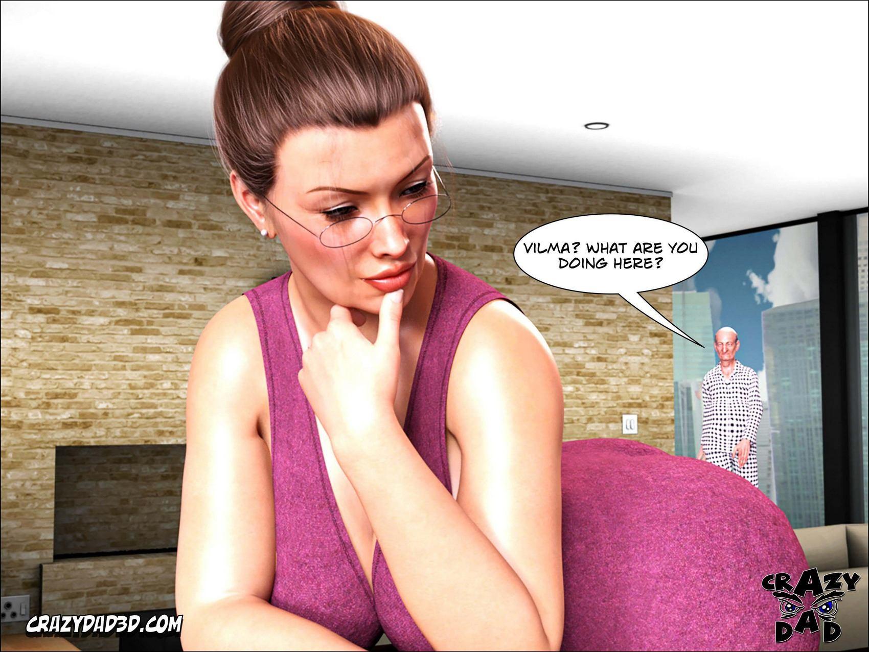 Mother Desire Forbidden 13 - Crazy Dad - Comics Army