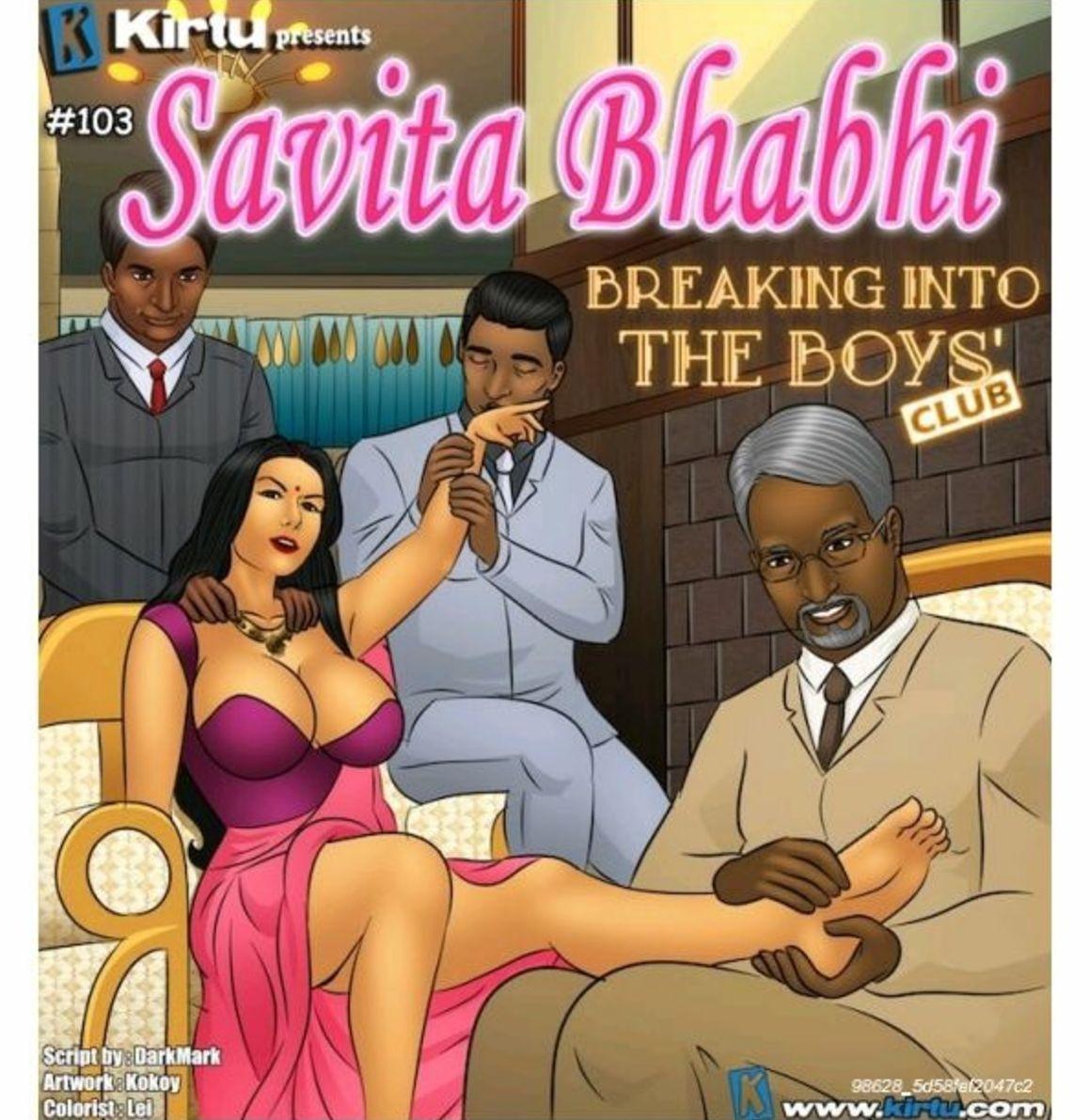 Savita Bhabhi – 103 Breaking Into The Boy's Club