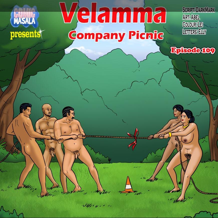 Velamma – Episode 109 - Company Picnic